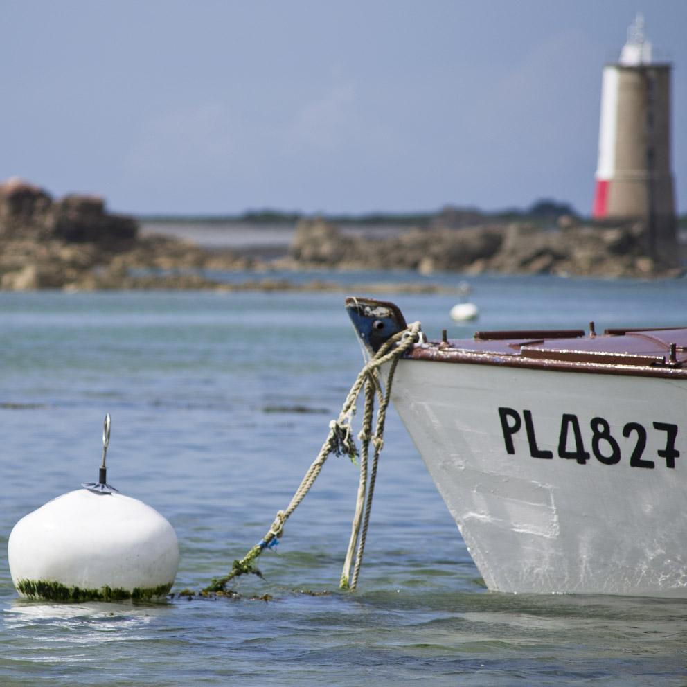 balise à port béni