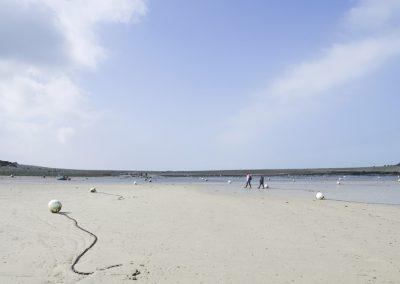 grandes marées à port blanc