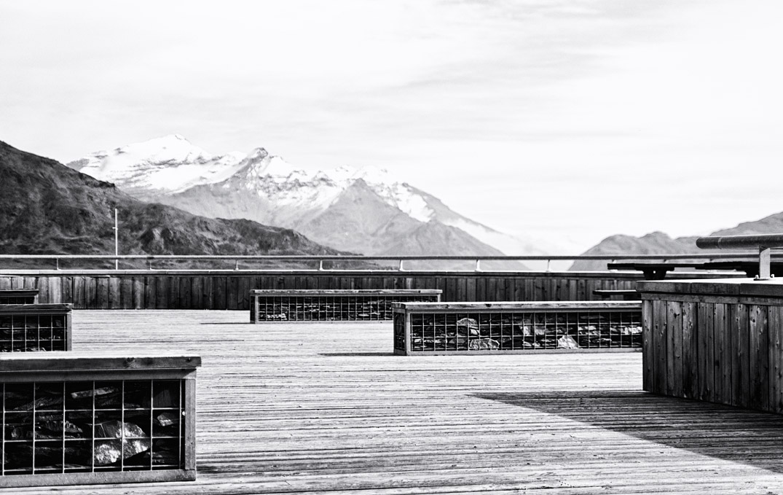 la terrasse de l'Arpont