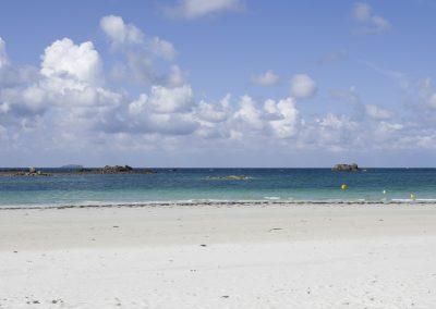 plage des sables