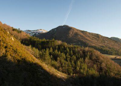 derniers rayons sur Val Maravel